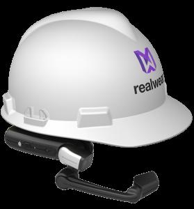 RealWear Industrial Head Mounted Tablet