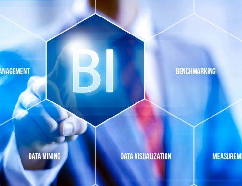 Built-in Big Data & Analytics